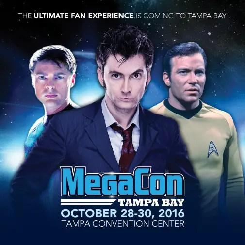 MegaCon Tampa