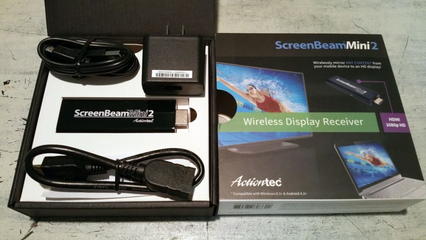 ScreenBeam Mini2