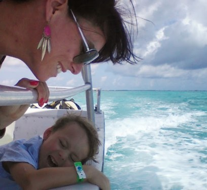 Grand Cayman Islands, the little fairytale traveler, kidfriendly gauge rybak