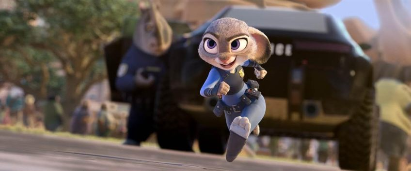 Zootopia, Judy Hopps, Zootopia animators, interview
