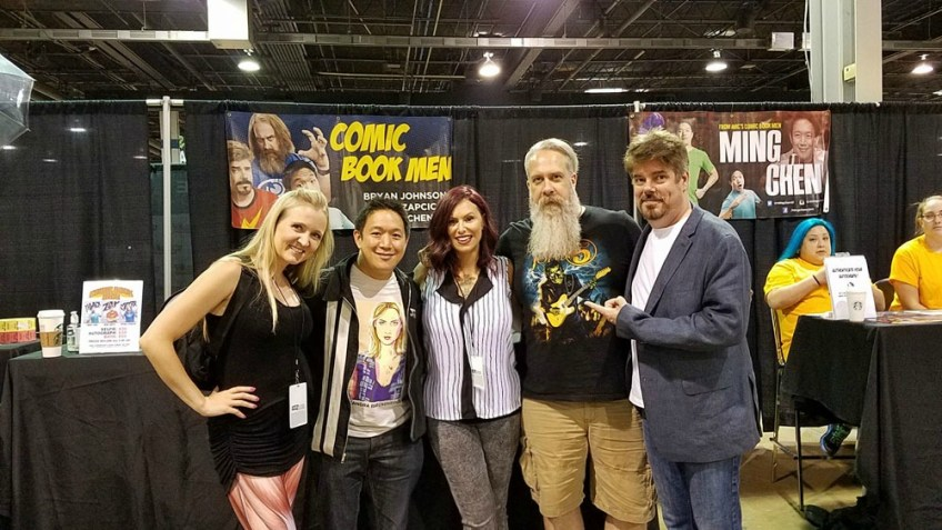 Shelley VanWitzenberg, Ming Chen, Bryan johnson, Mike Zapcic, Christa Thompson, The fairytale Traveler, Walker Stalker, Chicago
