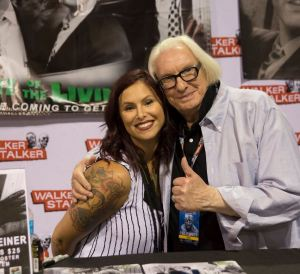 Russ Streiner, Night of the Living Dead, Christa Thompson, The fairytale Traveler, Walker Stalker, Chicago