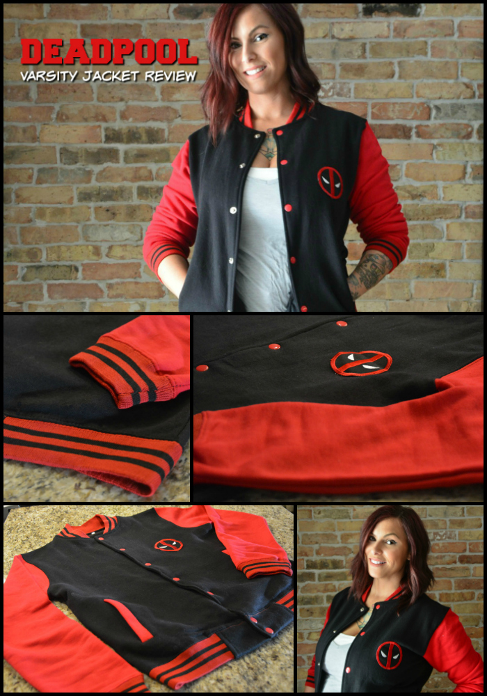 Deadpool Varsity, Christa Thompson