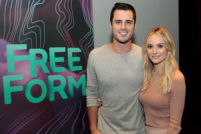 Ben and Lauren, interview, ben and lauren happily ever after, ben higgins, lauren bushnell