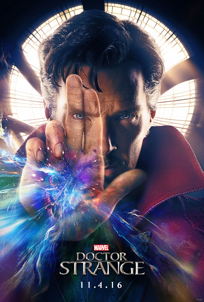 Benedict Cumberbatch, Doctor Strange, Interview