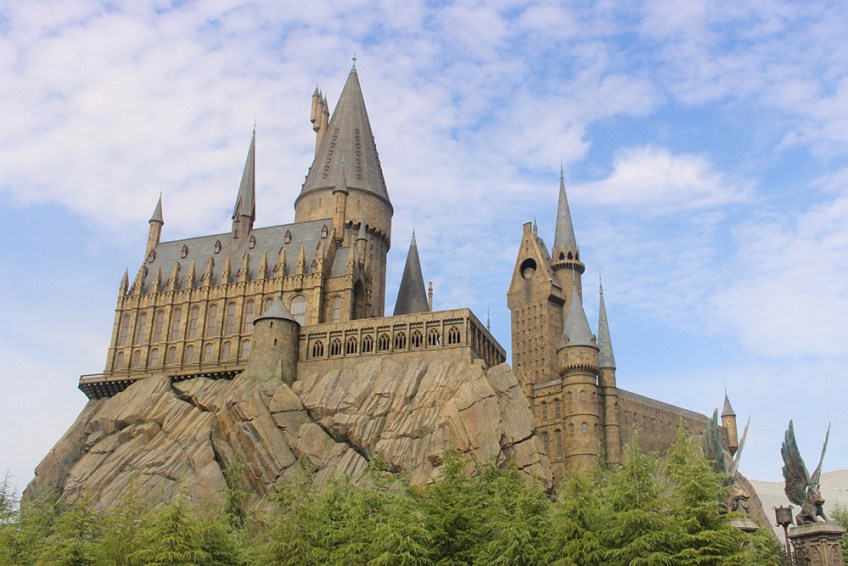 USJ Wizarding World of Harry Potter, Halloween at Universal Studios Japan