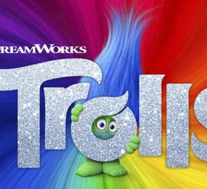 trolls poster, trolls movie