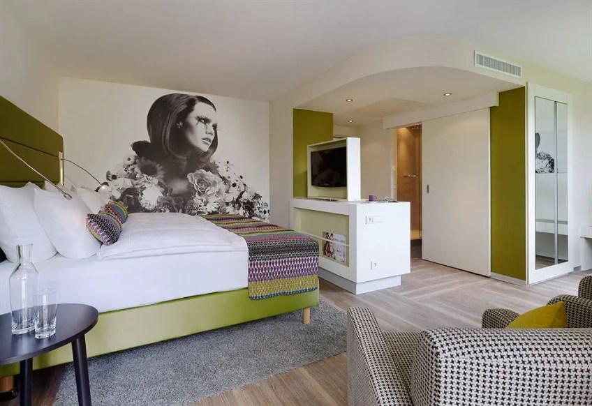 dusseldorf boutique hotel, hotel indigo dusseldorf