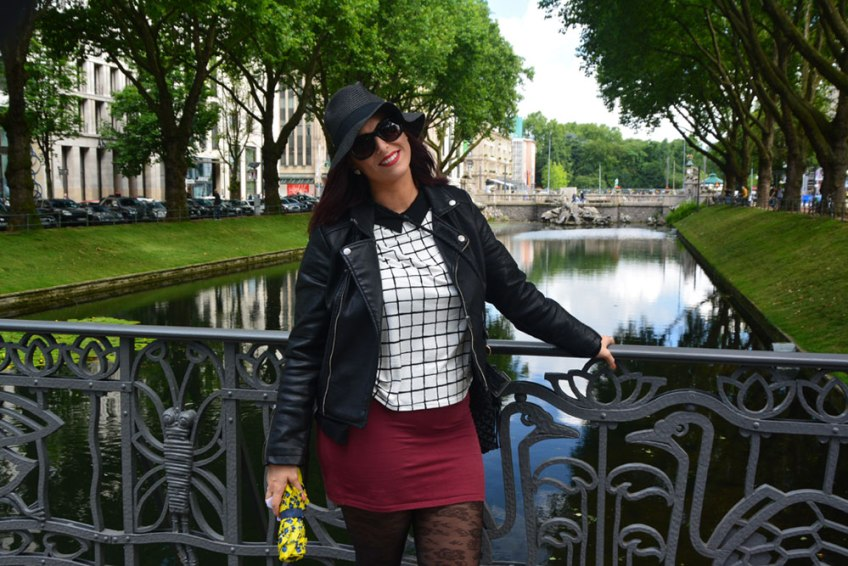 Things to do in Dusseldorf, Christa Thompson, solo travel
