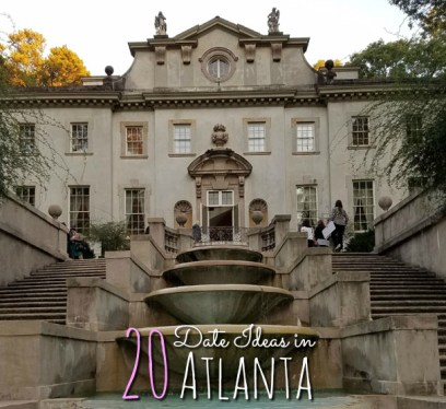 Date ideas in Atlanta