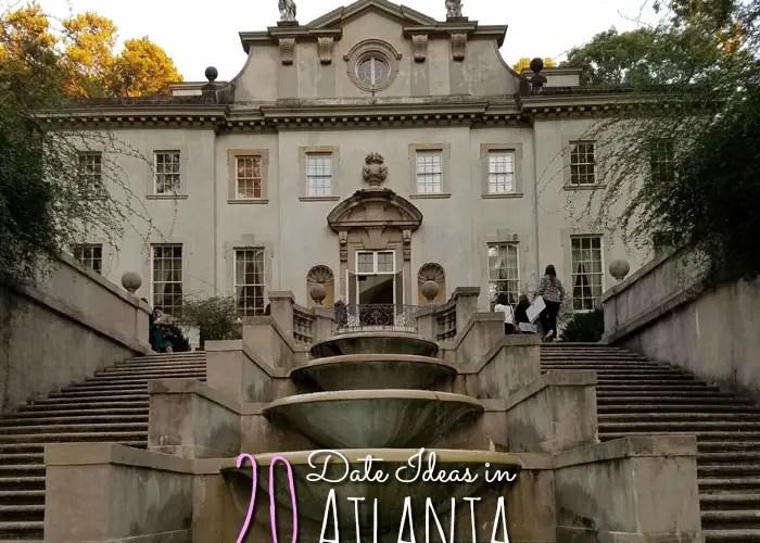 Date ideas in Atlanta