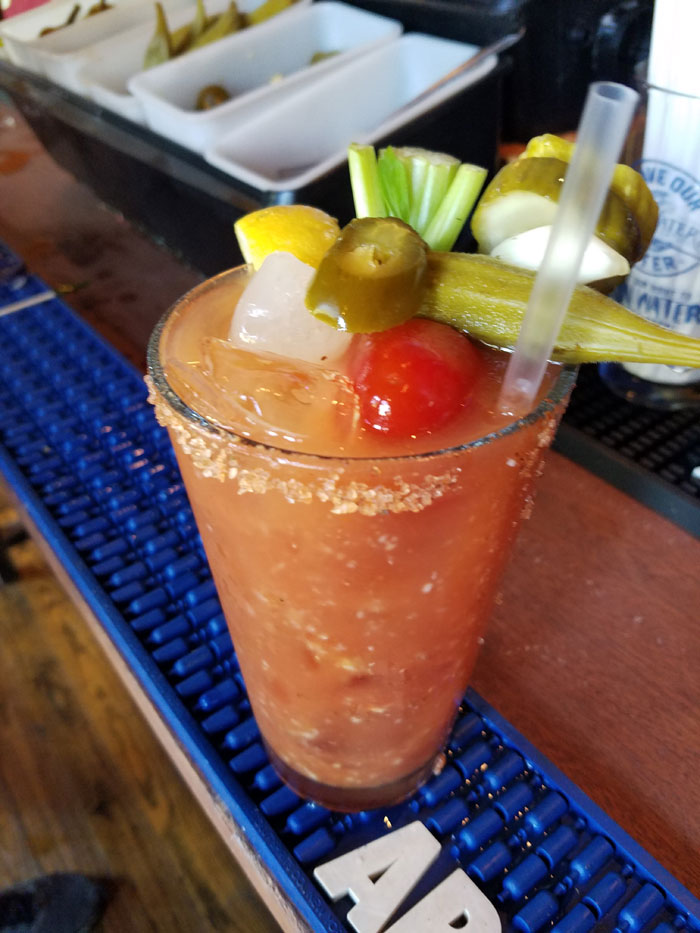Six Feet Under, Photo Christa Thompson 2016, Bloody Mary, Date ideas in Atlanta