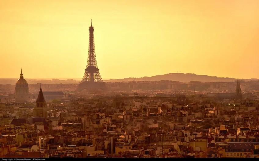 Top Winter Destinations, international travel tips, paris skyline