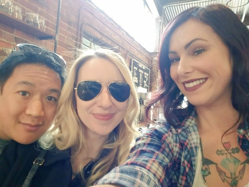 Things to do in Nashville, christa thompson, emma loggins, ming chen