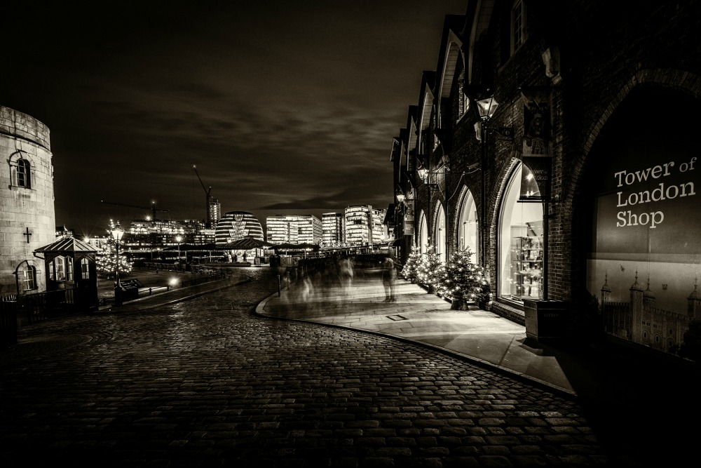 most haunted places in Europe, the tower of London