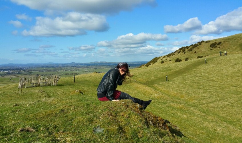 Ireland's Ancient East, Loughcrew, Christa Thompson, places to visit in Ireland, traveling for the first time, Money Tips for Moms