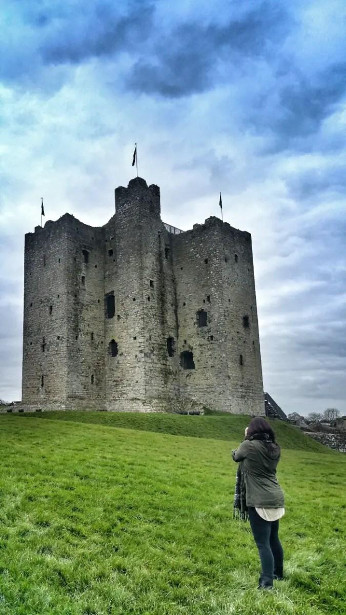 Ireland's Ancient East, Trim Castle, Christa Thompson