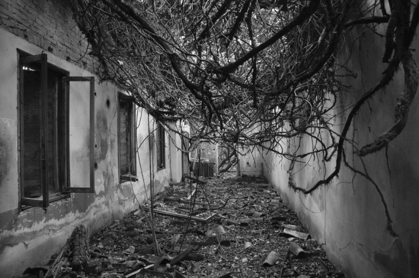 most haunted places in europe, pvoglia island