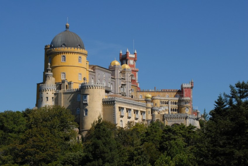 Sintra, Portugal, magical places in europe