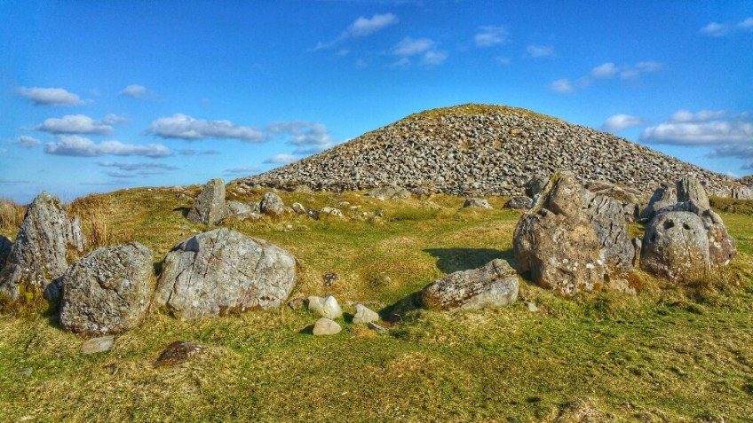 Ireland's Ancient East, Loughcrew, Christa Thompson