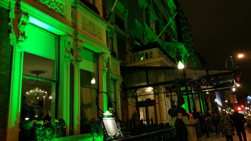 St. Patrick's Day Holiday, Dublin,