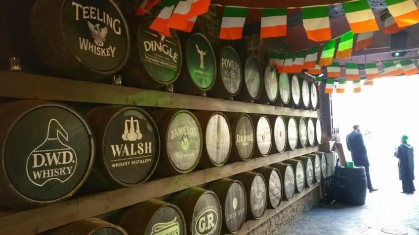 St. Patrick's Day Holiday, Dublin, visiting dublin