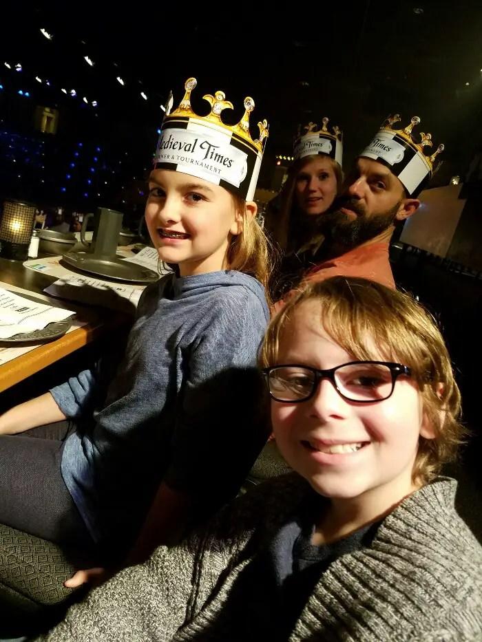 Medieval Times Atlanta Castle, gauge rybak, kid friendly