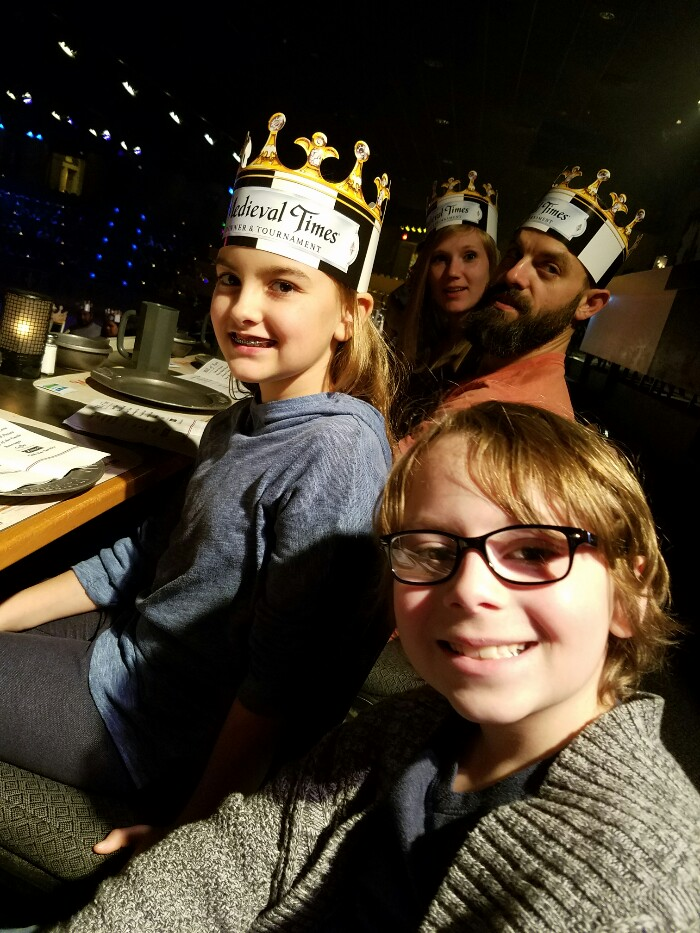 Medieval Times Atlanta Castle, gauge rybak, kid friendly