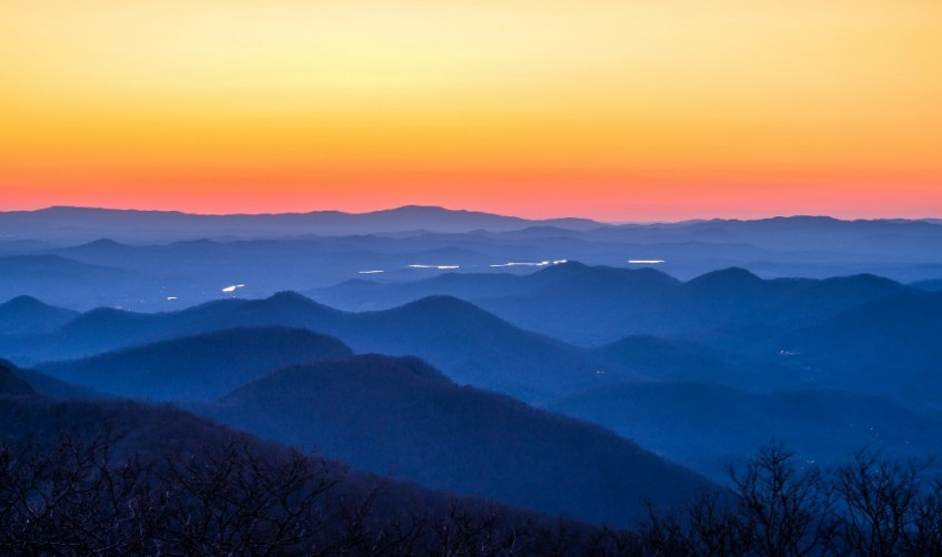 Road Trips in Georgia