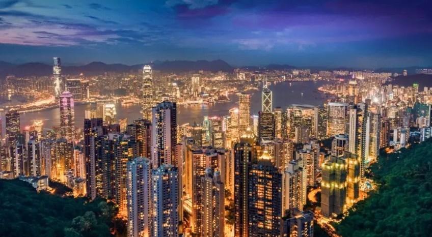 futuristic cities