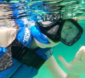 Xel-Ha Park, Gauge Rybak, best vacations for kids