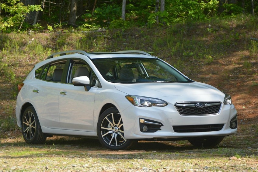 Subaru Impreza review