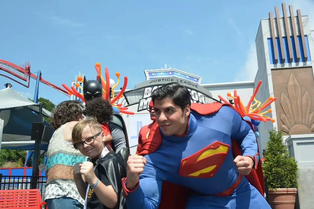 Battle for Metropolis Review, Gauge Rybak, kidfriendly