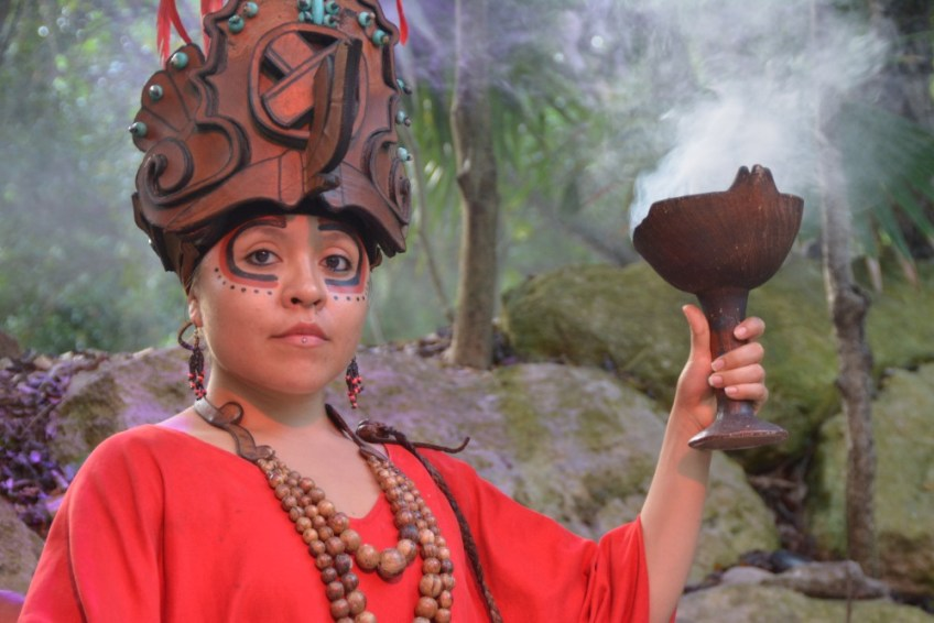 Sacred Mayan Journey Xcaret,