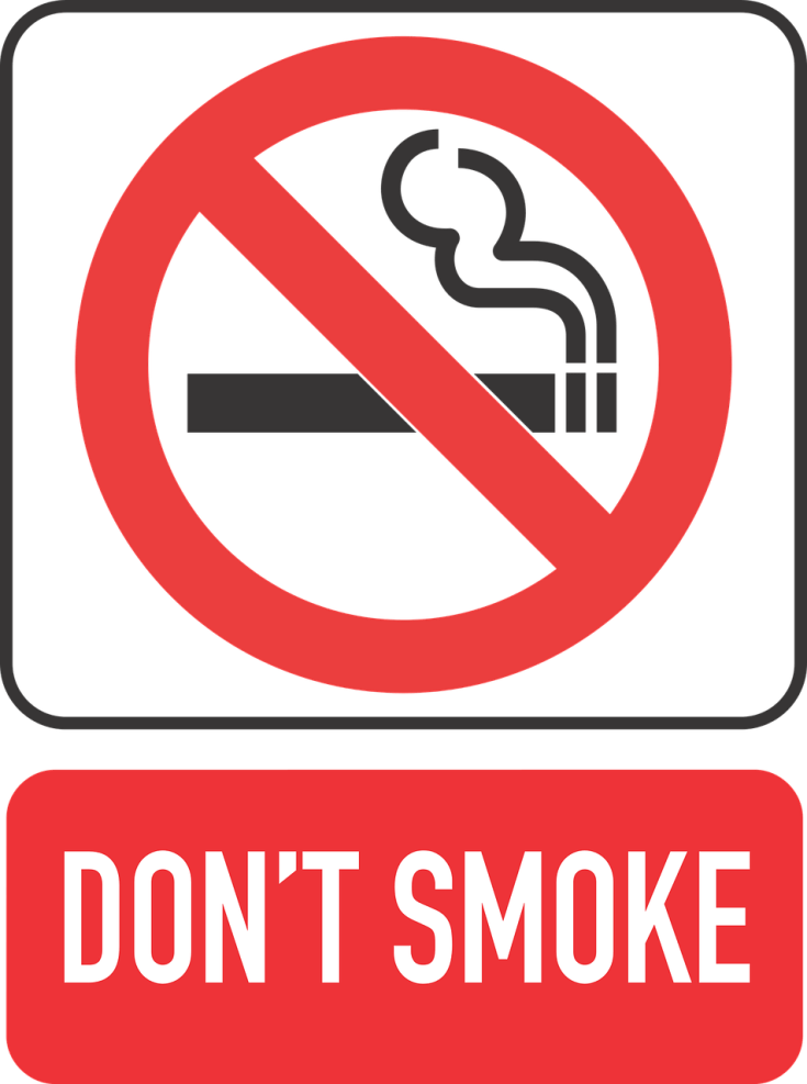 tips for visiting sydney, no smoking