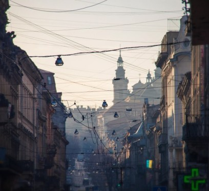A Visit to Lviv