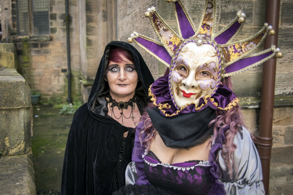 Folklore festivals in Europe