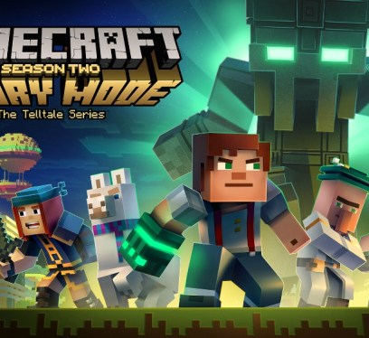 Minecraft Story Mode Season two 1
