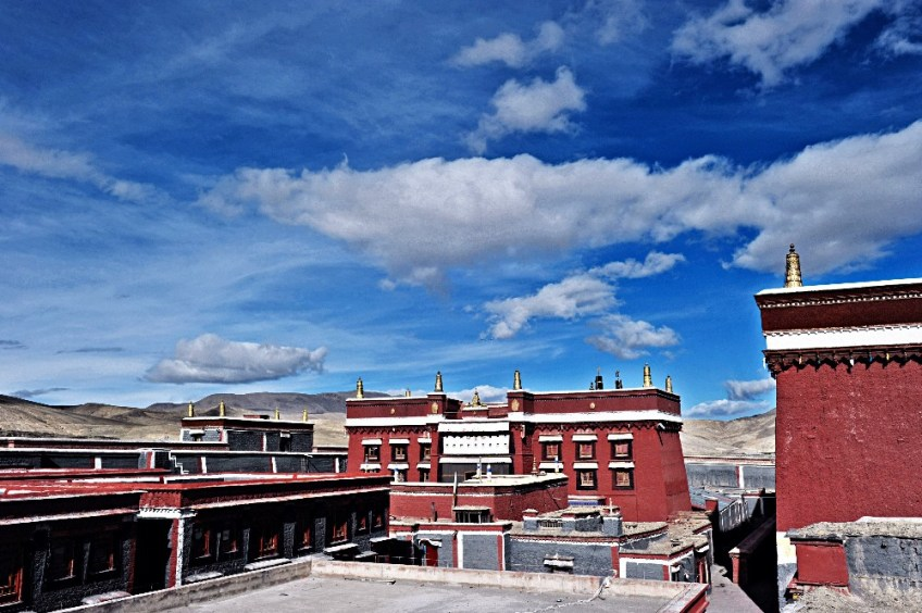 Sakya Monastery, attractions in Shigatse