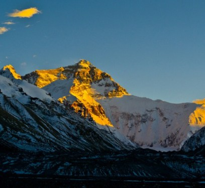 attractions in Shigatse, Everest