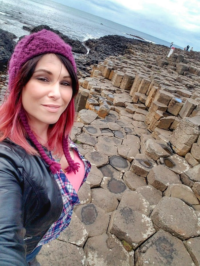 Giant's Causeway, Christa Thompson