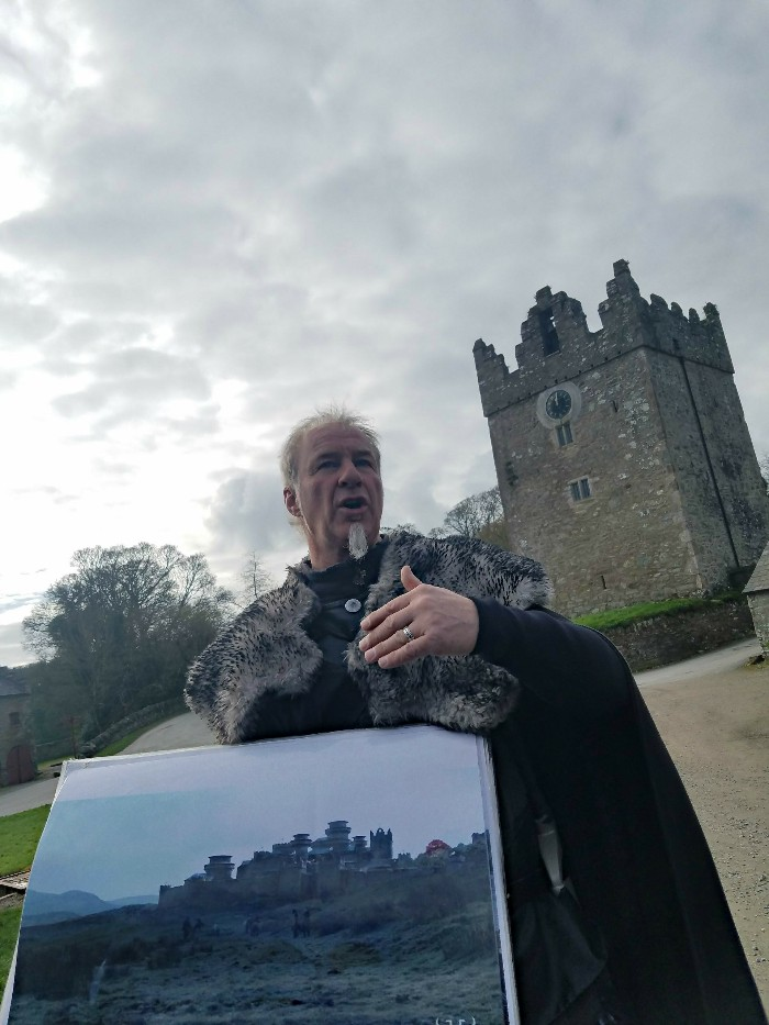 Game of thrones filming locations in northern ireland, winterfell