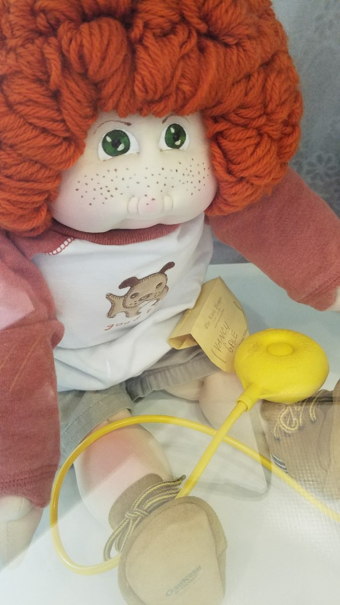 babyland general hospital, helen, day trips from Atlanta, cabbage patch kids