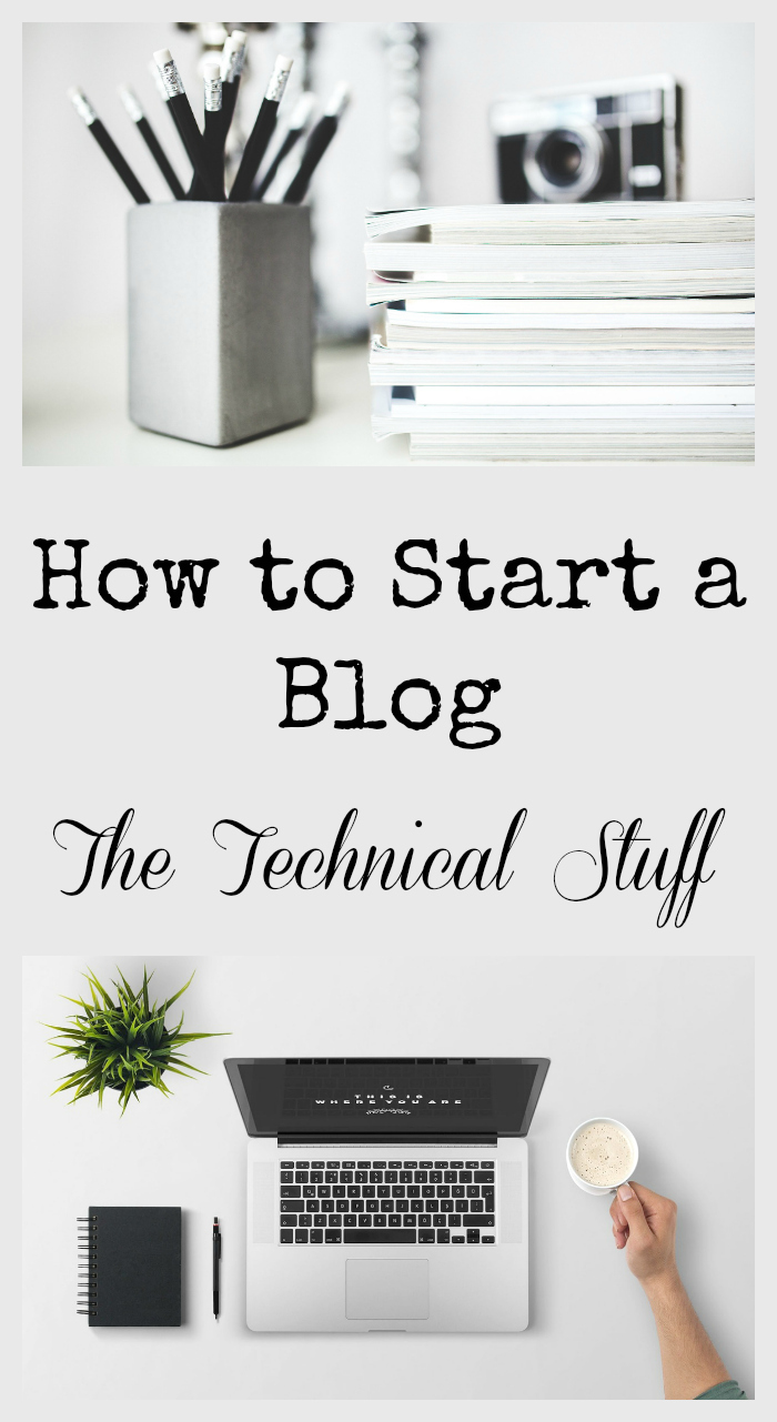 How to start writing a technical blogs