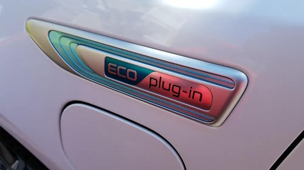 Kia Optima Hybrid Plugin