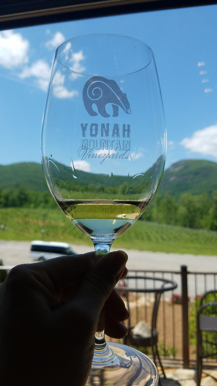 North Georgia Wine Country, Yonah
