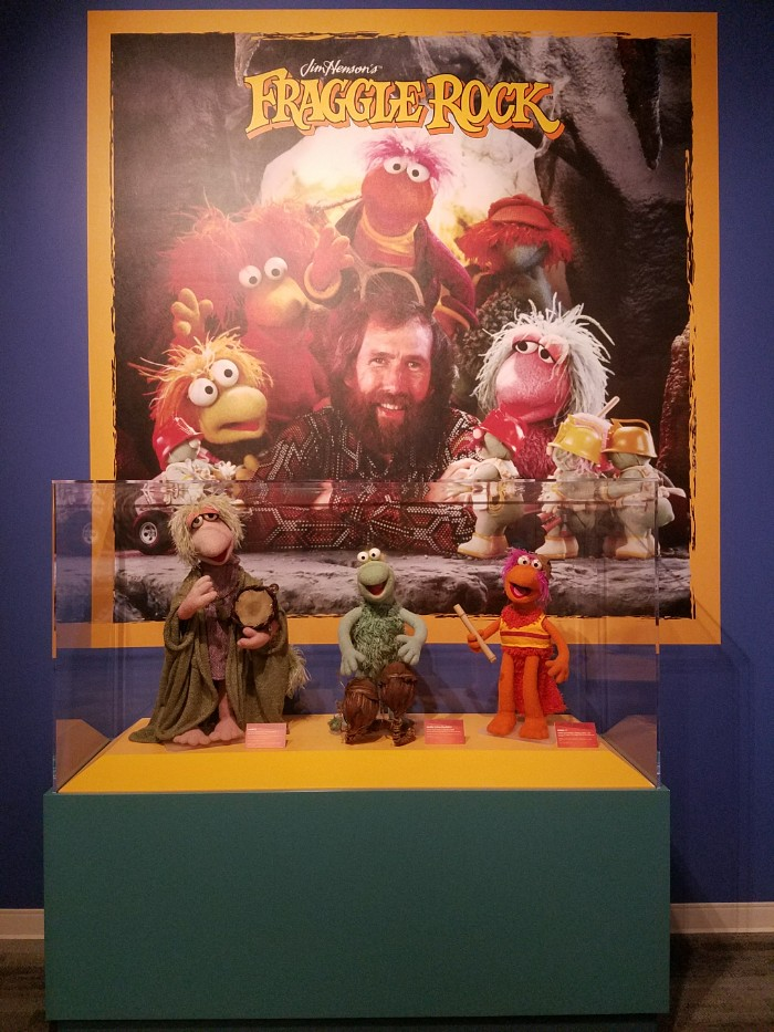 Geeky things to do in Atlanta, Center for Puppetry Arts, Fraggle Rock