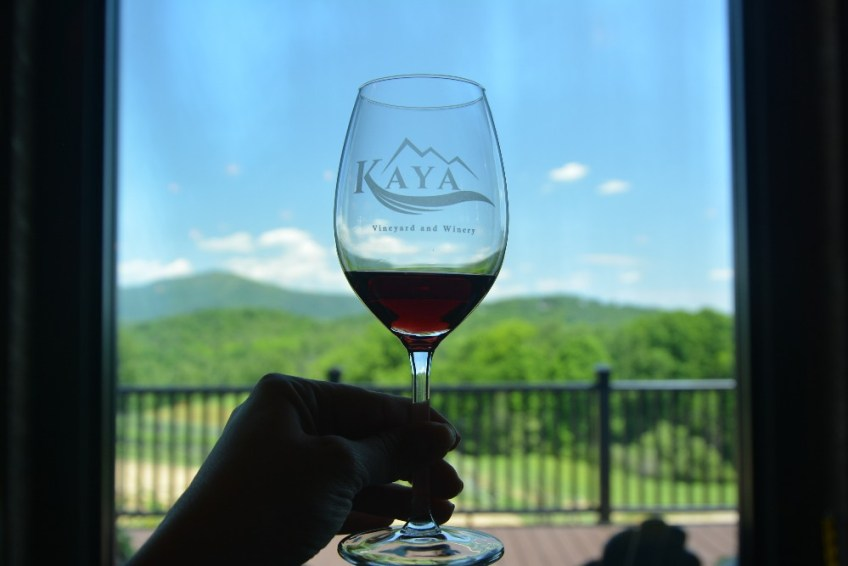 North Georgia Wine Country, Kaya Vineyards
