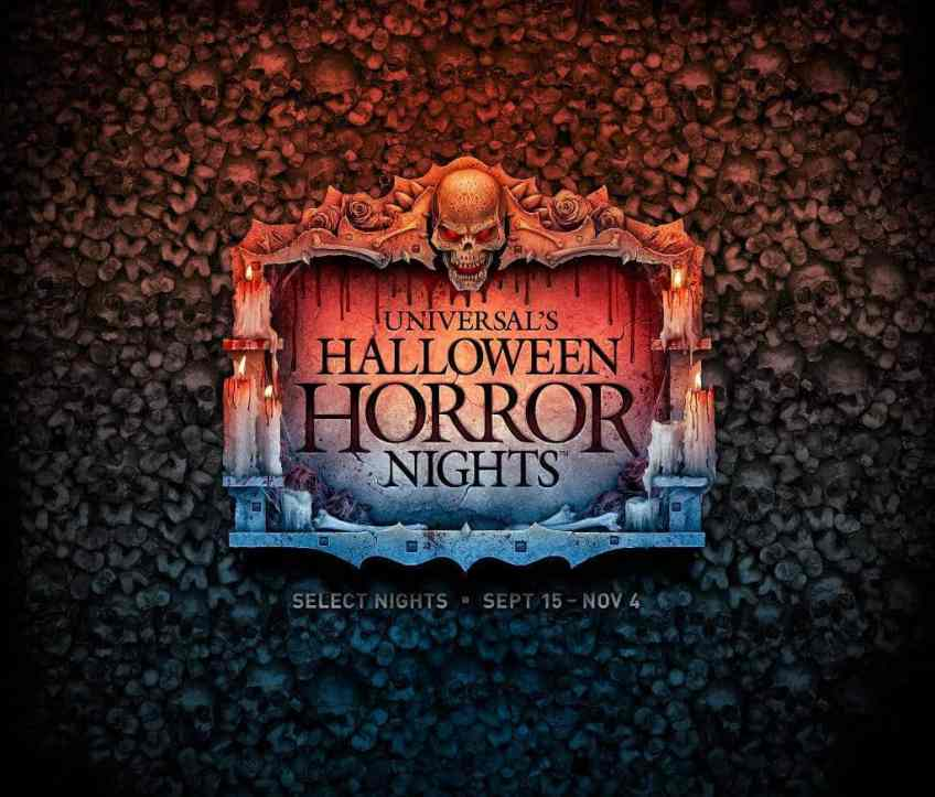 universal studios orlando Halloween Horror Nights 27