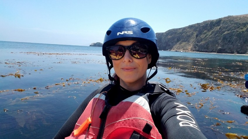 Kayaking Channel Islands National Park, memorable road trip